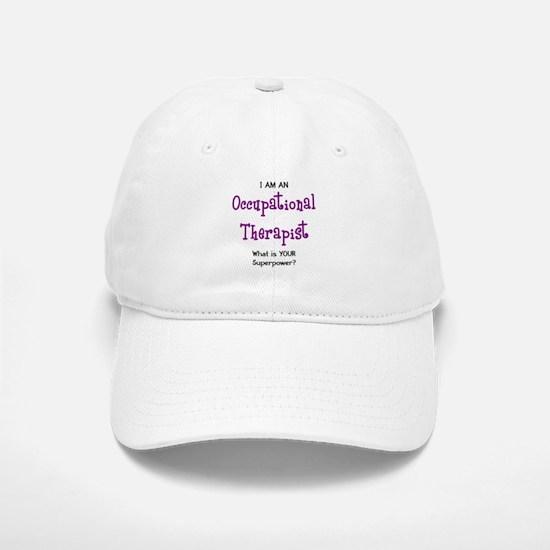 occupational therapist Baseball Baseball Cap