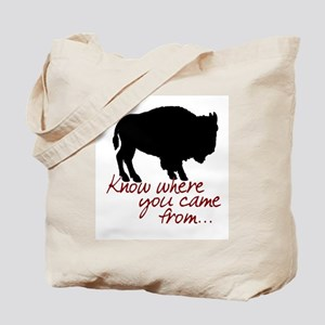 Know where you came from Tote Bag