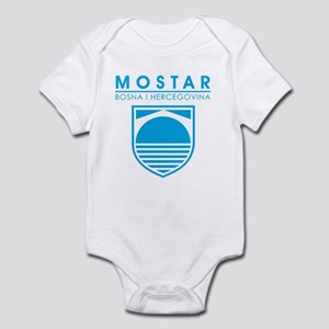 Mostar Grad Infant Bodysuit