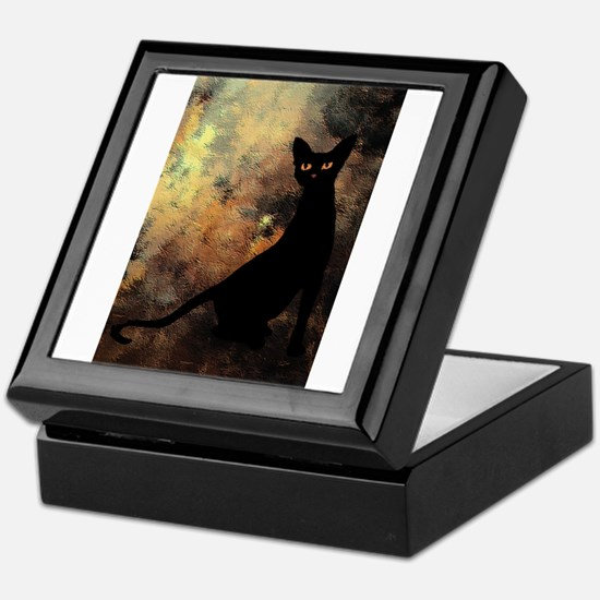 Urban Cats Keepsake Box