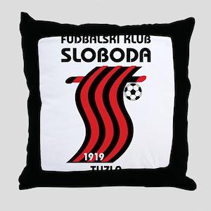 Sloboda Throw Pillow