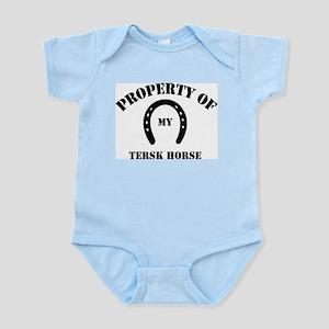 My Tersk Horses Infant Creeper