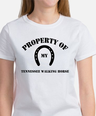 My Tennessee Walking Horse Women's T-Shirt