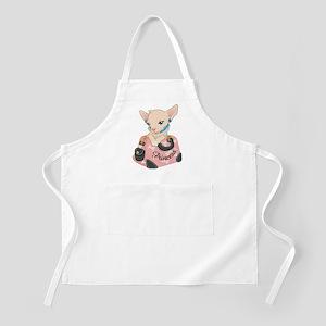 Princess-huahua BBQ Apron