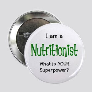"""nutritionist 2.25"""" Button"""