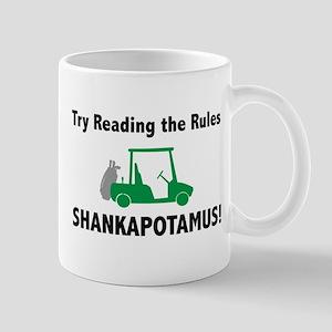 Try Reading the Rules Shankapotamus - Mug