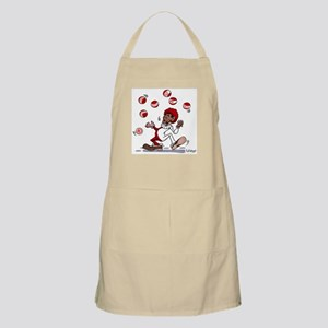 The Greatest Show on Earth BBQ Apron