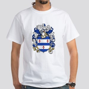 Darnell Coat of Arms White T-Shirt