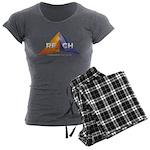 Reach Women's Charcoal Pajamas