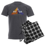 Reach Men's Charcoal Pajamas