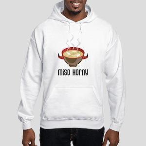 Miso Horny Hooded Sweatshirt