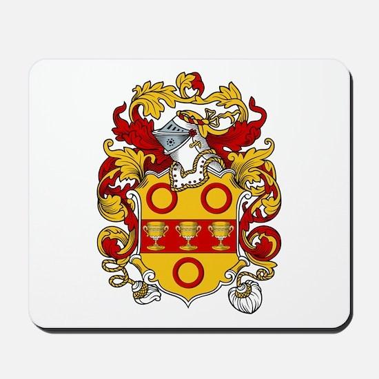 Dayton Coat of Arms Mousepad
