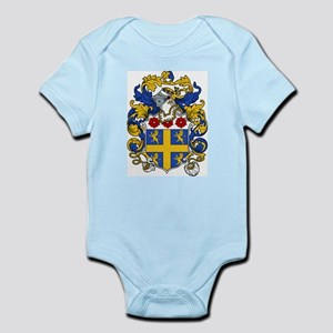 Deacon Coat of Arms Infant Creeper