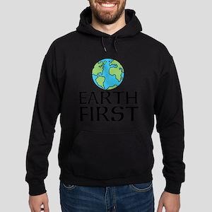 EARTH FIRST Sweatshirt