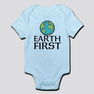 EARTH FIRST Body Suit