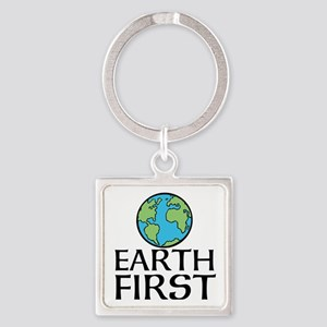 EARTH FIRST Keychains