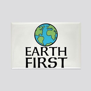 EARTH FIRST Magnets