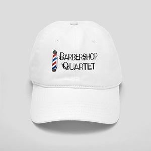 Barbershop Quartet Cap
