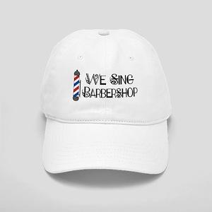 We Sing Barbershop Cap