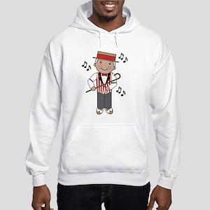 Little Barbershop Singer Hooded Sweatshirt