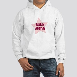 Baby Alana Hooded Sweatshirt