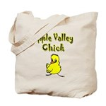 Apple Valley Chick Tote Bag