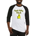 Apple Valley Chick Baseball Jersey