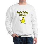 Apple Valley Chick Sweatshirt