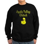 Apple Valley Chick Sweatshirt (dark)