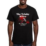 Trinity Killer Men's Fitted T-Shirt (dark)