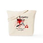 Trinity Killer Tote Bag