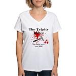 Trinity Killer Women's V-Neck T-Shirt