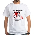 Trinity Killer White T-Shirt