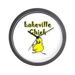 Lakeville Chick Wall Clock