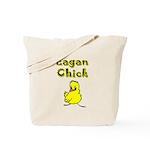 Eagan Chick Tote Bag
