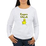 Eagan Chick Women's Long Sleeve T-Shirt