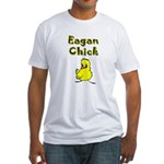 Eagan Chick Fitted T-Shirt