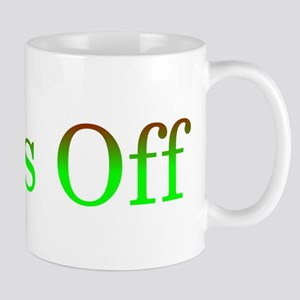 Bliss Off Mug