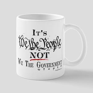2-ItsWeThePeopleStupid Mugs