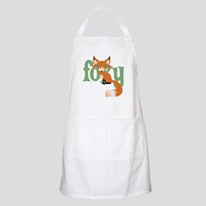 Foxy Red BBQ Apron