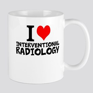 I Love Interventional Radiology Mugs