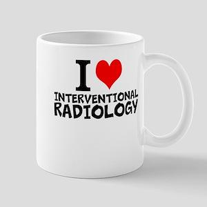 I Love Interventional Radiology Mugs