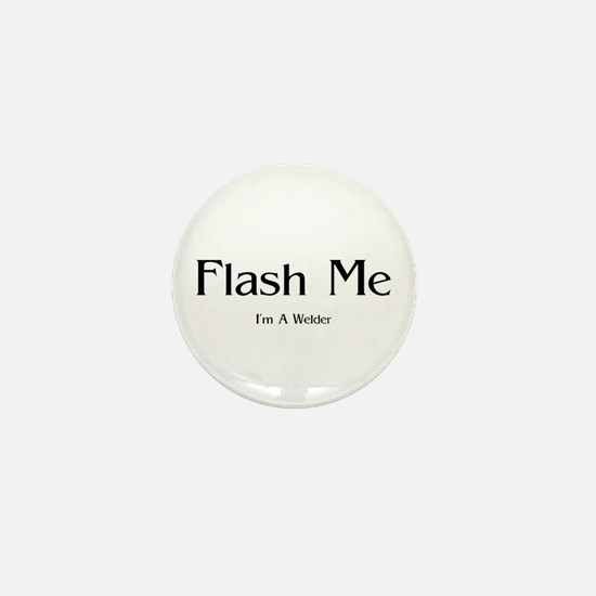 Unique Flash Mini Button
