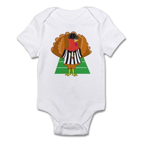 Turkey Referee Infant Bodysuit