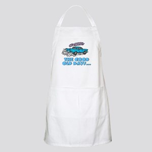 The Good Old Days... BBQ Apron