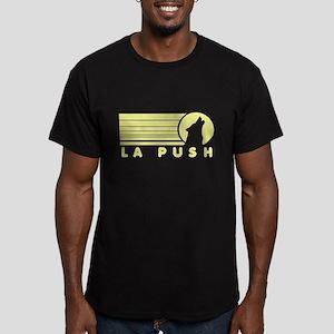 La Push Wolf Men's Fitted T-Shirt (dark)