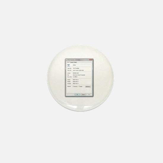 Unique Chai Mini Button