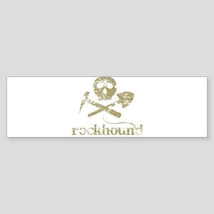 Rockhound Bumper Sticker