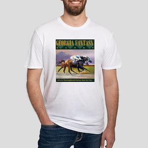 GA Fantasy Derby Fitted T-Shirt