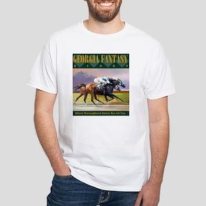 GA Fantasy Derby White T-Shirt